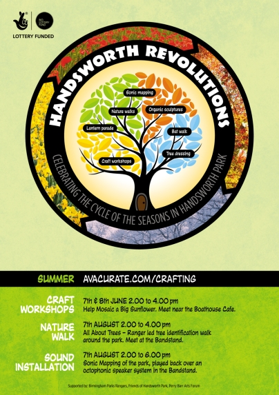 HR summer flyer A5 aw