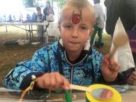 face-painted-boy+drum